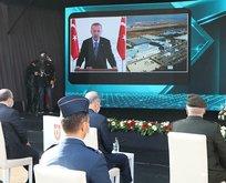 Başkan Erdoğan hedefini açıkladı