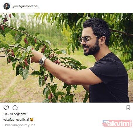 Ünlü isimlerin Instagram paylaşımları (11.06.2018)