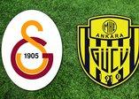 Galatasaray Ankaragücü maçı CANLI anlatım İZLE    GS Ankaragücü maçı izle (Video)