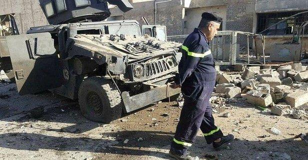 Kerkük'te oy deposuna bombalı saldırı: 19 yaralı