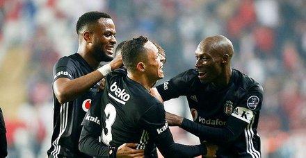 Beşiktaş'tan 60 dakikalık resital