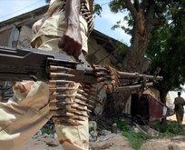 Afrika ülkesinde askeri birliğe terör saldırısı