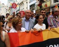 Küresel güçlerin güdümünde CHP ve HDP destekli LGBTİ provokasyonu