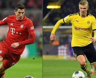 Bundesliga'da Borussia Dortmund - Bayern Münih maçı için nefesler tutuldu! Gözler Der Klassiker'de