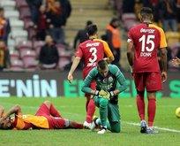 Galatasaray 90'da yıkıldı! Sosyal medya sallandı!