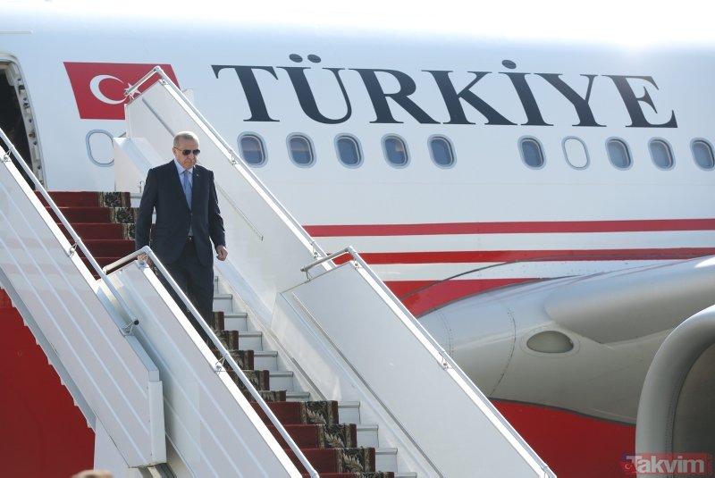 Soçi'deki Erdoğan-Putin görüşmesinde samimi kareler