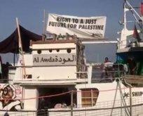 Gasbettiği gemileri satıp parasını işgalcilere verecek!