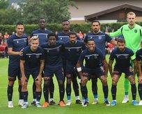 Başakşehir, Fortuna Düsseldorf ile yenişemedi