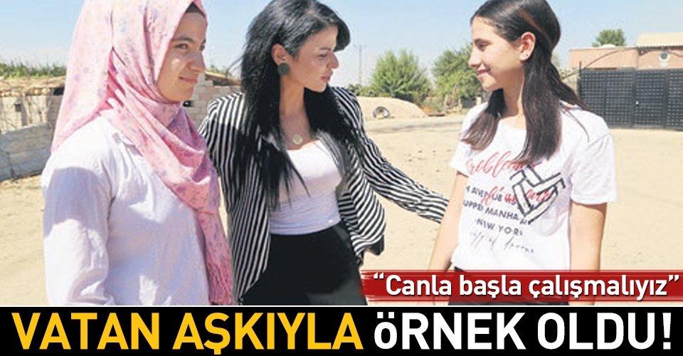 Cesaret Pınar'ı