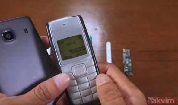 Eski telefonunuzu atmayın! İçinden öyle bir şey çıkıyor ki...