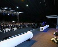 Dev proje TANAP'ın açılışı gerçekleşti