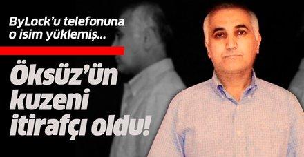FETÖ'nün firari sivil imamı Adil Öksüz'ün kuzeni itirafçı oldu: ByLock'u telefonuma Berat Koşucu yükledi