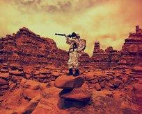 Bilim dünyasında bir ilk! Mars'ta su bulundu!