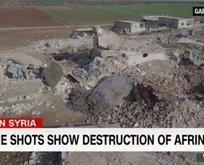 CNNde yalan rüzgarı! Türk askeri yok ediyor