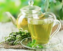 Kansere yeşil çay söyle