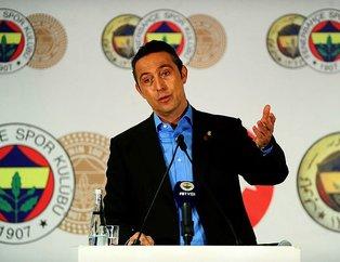 Fenerbahçe Başkanı Ali Koç'un isyan ettiği hakem kararları!