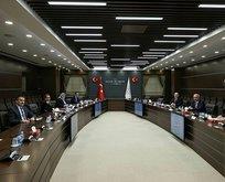 Bakan Elvan ve 5 bakandan kritik toplantı