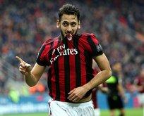 Çalhanoğlu'ndan Milan kararı