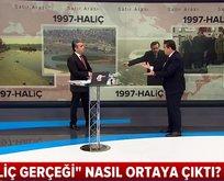 CHP'nin Haliç yalanını A Haber'de çürüttü