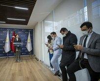 Gazeteciler bile Akşener ve Kılıçdaroğlu'nu dinlemedi