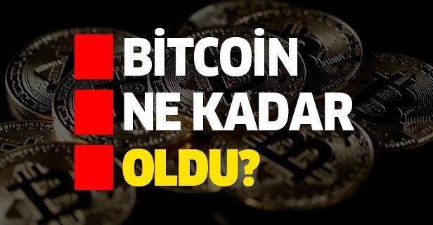 Bitcoin ne kadar oldu? O seviyenin üzerinde tutundu!
