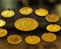 Altında düşüş! Gram ve çeyrek altın fiyatı ne kadar?