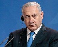 Netanyahu'dan kan donduran tehdit