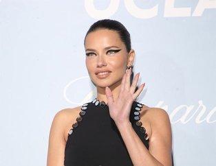 Adriana Lima'nın Arapça yazılı kolyesinin anlamı nedir? Adriana'nın sırrı ortaya çıktı!