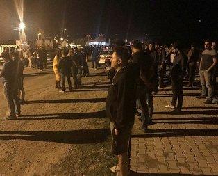 PKKnın saldırdığı karakola vatandaş akın etti