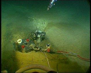 İşte trol ile avlanan balıkçıların kopardığı optik kablolar