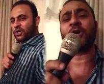 Hasan Şaş'tan olay yaratan performans