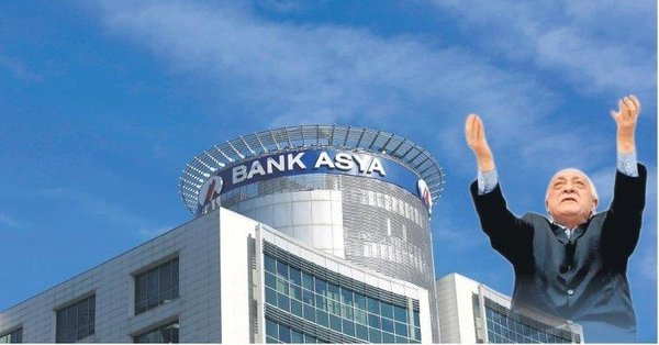 Αίτημα Flash από την εισαγγελία σχετικά με την τράπεζα της FETO, Bank Asya: Ζητήθηκε δήμευση