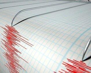 Ege Denizi'nde Muğla Datça açıklarında 3.9 büyüklüğünde deprem | AFAD, Kandilli son dakika deprem haberi...