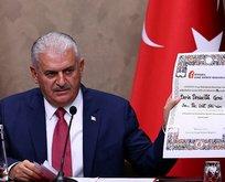 Başbakan'dan Cumhuriyet gazetesine dava