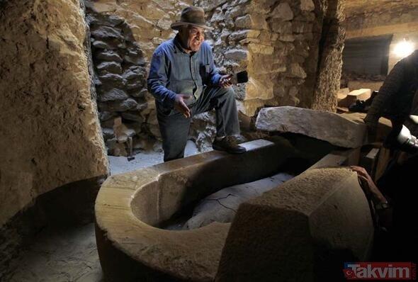 4000 yıl sonra ortaya çıktı... Bilim insanları şoke oldu!