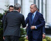 Başkan Erdoğan milletvekilleriyle bir araya geldi