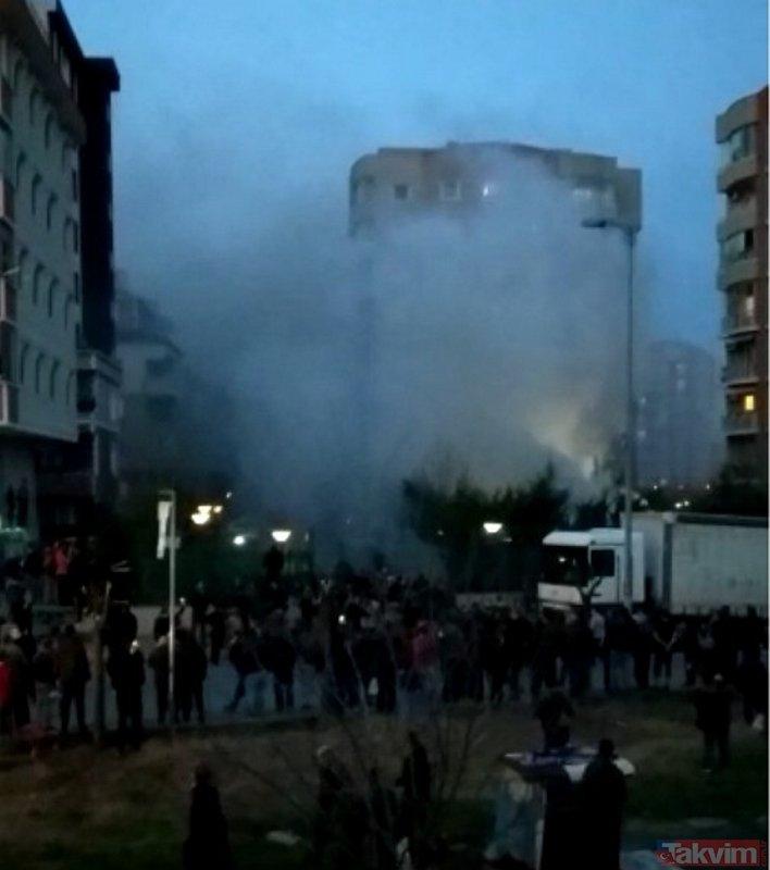 Son dakika: İstanbul'da askeri helikopter düştü! İşte ilk görüntüler...