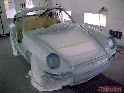 77 model Toros aracını öyle bir şeye dönüştürdü ki... Paha biçilemiyor