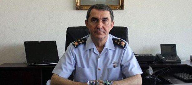 Hasan Küçükakyüz Hava Kuvvetleri Komutanı oldu