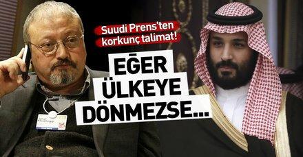 Suudi Prens Muhammed bin Selman, Kaşıkçı cinayetine bir yıl önce karar vermiş