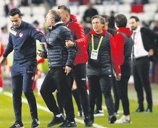 Sergen Yalçın'a 2 maç men cezası!
