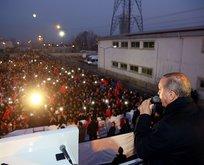 Erdoğan: Özellikle altını çiziyorum, sakın ha!