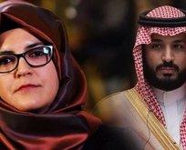 Kaşıkçı'nın nişanlısı Prens Selman'a dava açtı