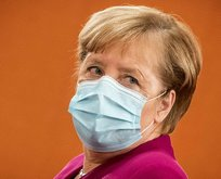 Merkel'in başı dertte!