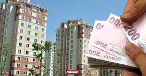 TOKİ'den o illerde 115.000 TL'den başlayan ev fiyatları!