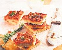 Biberli ekmek