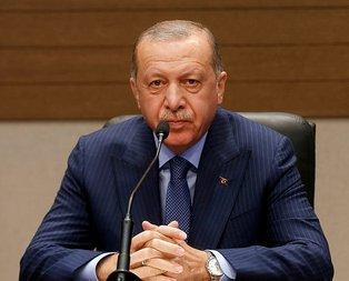 Erdoğan: Türkiye terör yapılanmalarına izin vermeyecek!