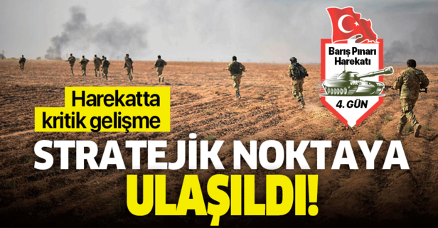 Suriye Milli Ordusu stratejik noktada