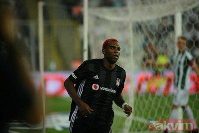 Babel'den Beşiktaş'a Galatasaray ve Fenerbahçe resti