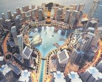 Afrikanın ortasında zengine özel şehir